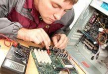 Maintenance d'un parc informatique pour les professionnels