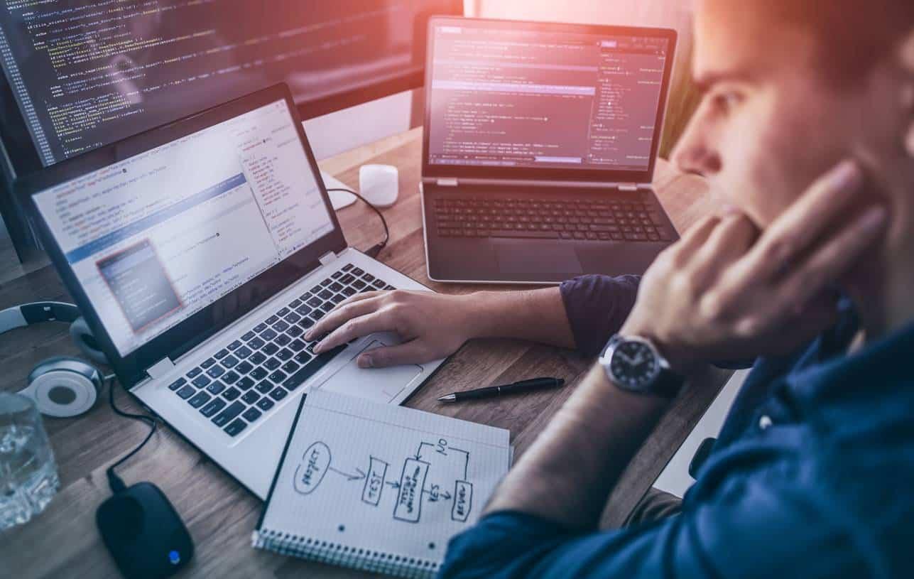 Formation développeur web métier informatique